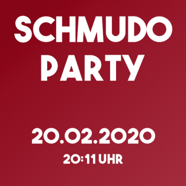 Schmudo-Party