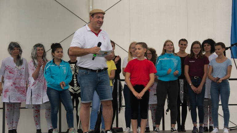 BUGA 2019: HCC auf dem Haßmersheim-Tag